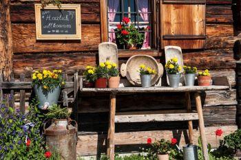 Altenmarkt-Zauchensee-TourismusLandschaftOrtNaturAlmhtteZauchensee